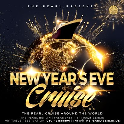 NEW YEARS EVE CRUISE 2019/20