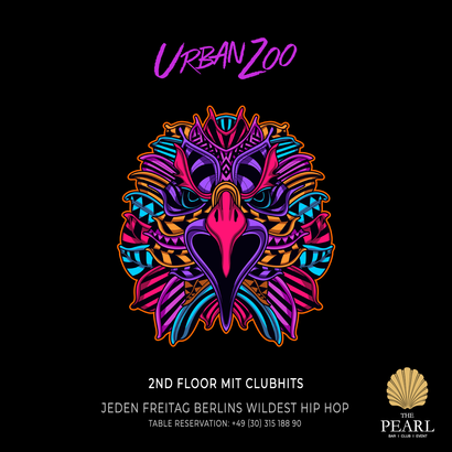 URBAN ZOO | Berlins wildest Hip Hop