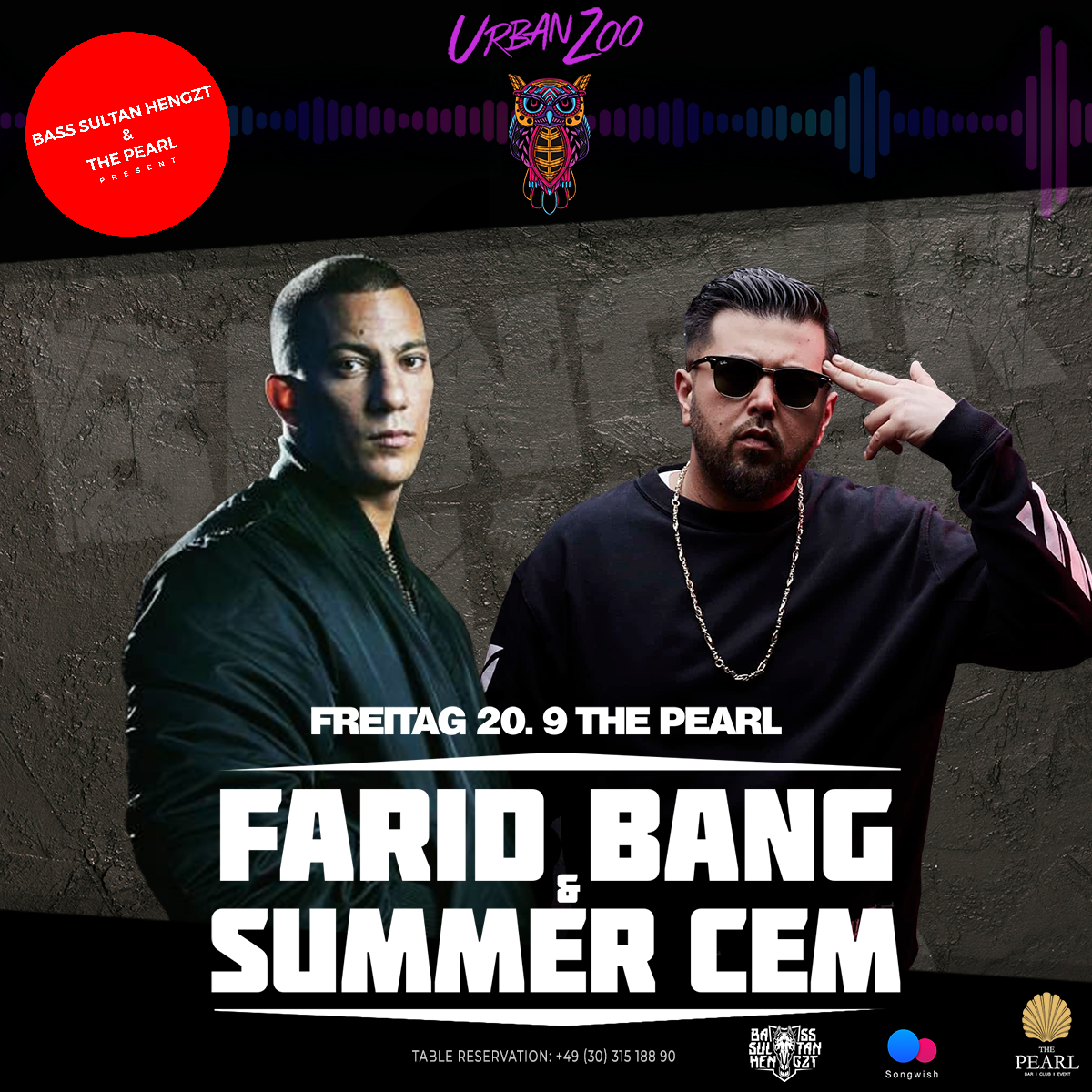 Summer Cem Farid Bang